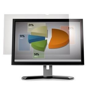 Desktop Frameless Anti-Glare Monitor Filter 24""