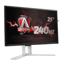 "AOC Agon  AG251Fz 24.5"" FreeSync Full HD 240Hz Gaming Monitor"