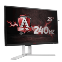 "AOC Agon 25"" AG251Fz Full HD 240Hz 1ms Gaming Monitor"