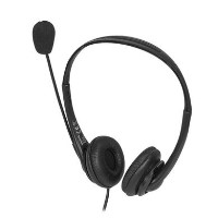 electriQ Entry Business USB Headset
