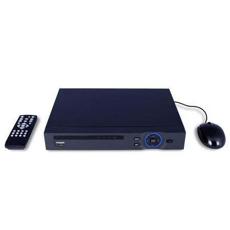 electriQ 8 Channel HD 1080p Analogue Digital Video Recorder with 2TB Hard Drive