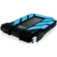 A-DATA ADATA 1TB External Portable Hard Drive - Black/Blue