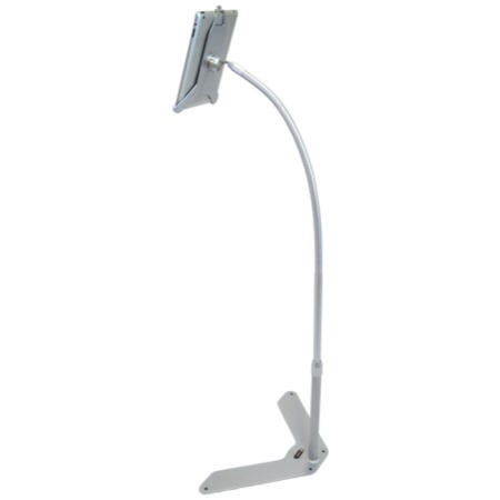 Standzout AI-10-001S Standzfree Floor Stand for iPad - Silver