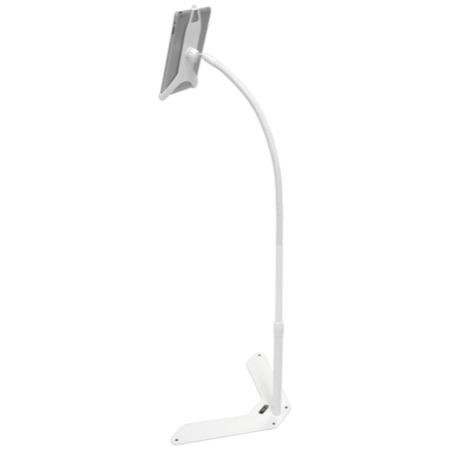 Standzout AI-10-001W Standzfree Floor Stand for iPad - White
