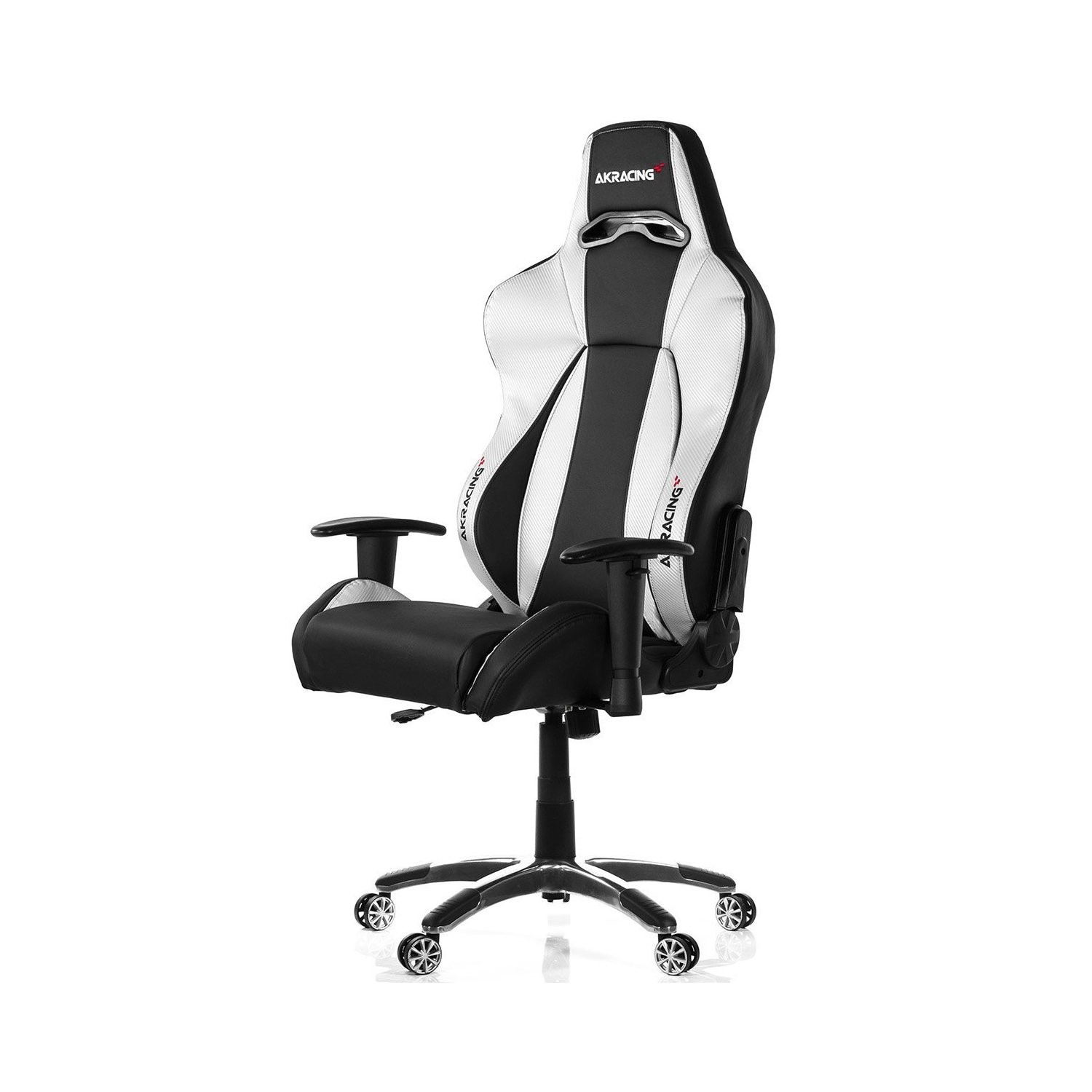 AK Racing K7002 Premium Gaming Chair - Black/Silver  sc 1 st  Laptops Direct & AK Racing K7002 Premium Gaming Chair - Black/Silver - Laptops Direct