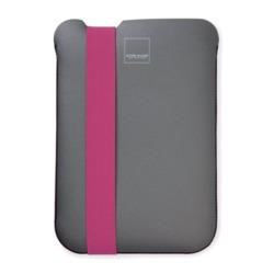Acme Skinny Sleeve for iPad Mini - Grey / Pink