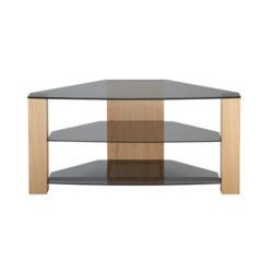Alphason ANCC950-LO Ancora Light Oak TV Stand - Up to 42 inch