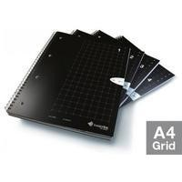 Livescribe A4 Notebook Single SUBJECT LINED 4 PK