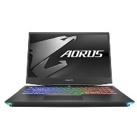 Aorus 15-W9-7UK0252W Core i7-8750H 16GB 512GB SSD 2TB HDD 15.6 Inch FHD 144Hz GeForce RTX 2060 6GB Windows 10 Home Laptop