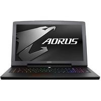 "AORUS X7 v7-CF2 Core i7-7820HK 16GB 1TB + 256GB SSD 17.3"" GeForce GTX 1070 8GB Windows 10 Gaming Laptop"
