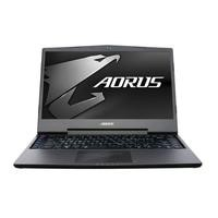 Aorus X3 Plus R7-CF1 Core i7-7700HQ 16GB 512GB SSD GeForce GTX 1060 13.9 Inch Windows 10 Gaming Laptop