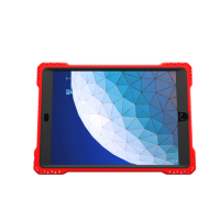 "Max Cases Shield Extreme-X for iPad 7 10.2"" in Red"