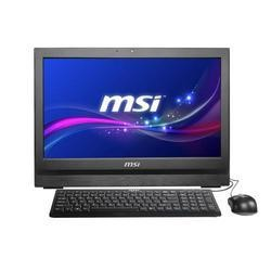 "MSI AP2011-014EU 20"" Multi-Touch Windows 7 Pro All In One PC"