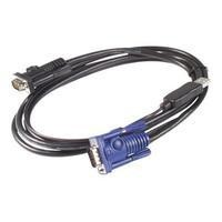 APC keyboard / video / mouse (KVM) cable - 1.83 m
