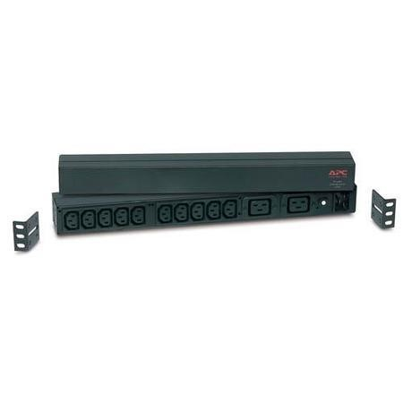 APC Basic Rack-Mount PDU power distribution strip