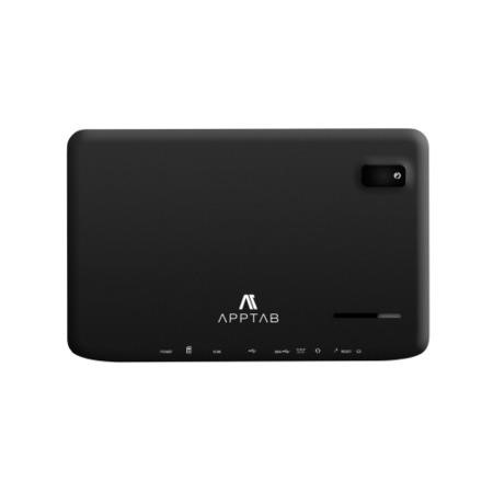 AppTab Seven Dual Core 1GB 16GB 7 inch Android 4.1 Tablet in Black