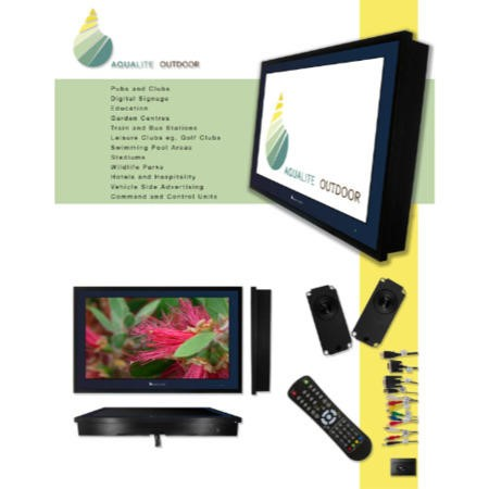 Aqualite AQLS-55 55 Inch Weatherproof LCD TV