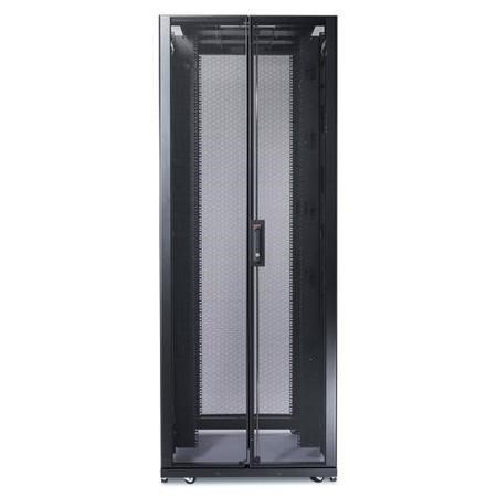 APC NetShelter SX Enclosure with Roof and Sides - rack - 42U