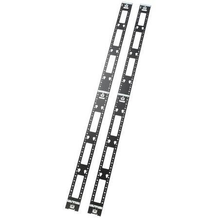 APC rack cable management kit (vertical)
