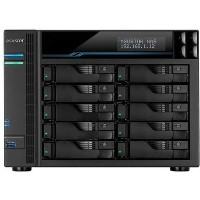 Asustor Lockerstor 10 Pro 10 Bay 8GB Diskless Desktop NAS