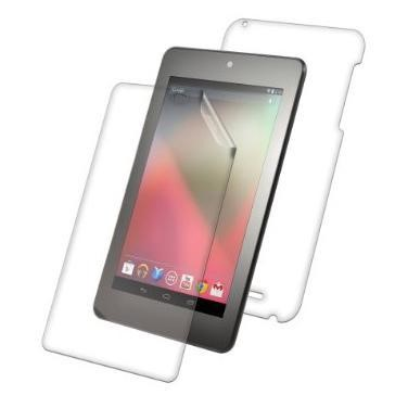 Zagg InvisibleSHIELD Full Body Protector for Asus Google Nexus 7""