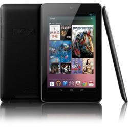 Asus Nexus 7 Qualcomm Snapdragon S4 Pro 2GB 16GB 7.02 inch 1920x1200 Android 4.3 Tablet