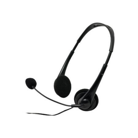 Universal Stereo Headset with Microphone