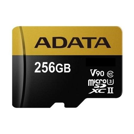 Adata 64GB MICROSDXC + UHS-II U3 CLASS10 With Adapter