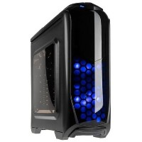 Kolink Aviator Mid Tower Gaming Case - Gunmetal