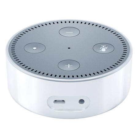 Amazon Echo Dot 2nd Generation - White