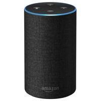 Amazon Echo 2nd Gen Smart Hub - Charcoal
