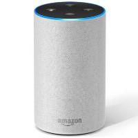 Amazon Echo 2nd Gen Smart Hub - Sandstone Fabric