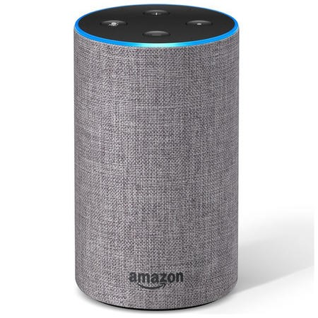 B0749YXKYZ Amazon Echo 2nd Gen Smart Hub - Heather Grey