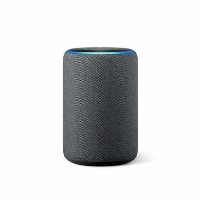 Amazon Echo 3rd Gen - Smart Speaker with Alexa - Charcoal Fabric