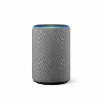 Amazon Echo 3rd Gen - Smart Speaker with Alexa - Heather Grey