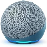 Amazon Echo Dot 4th Gen - Blue/Grey