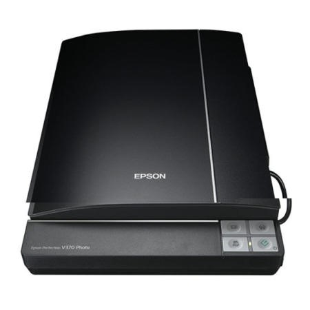Epson Perfection V370 Photo Scanner