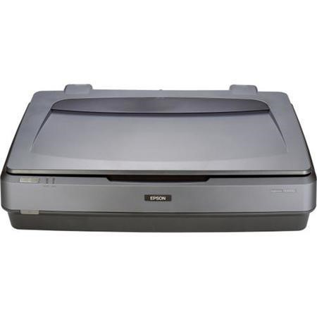 Epson Expression 11000XL flatbed colour scanner A3 max. 310 x 437mm 2400x4800dpi with MSD technology pixel depth Input/Output 48bit 50-12800dpi OD 3.8 I/F USB 2.0 Hi-Speed