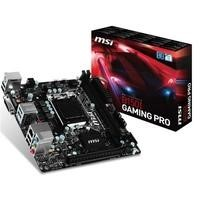 MSI Intel B150I Gaming Pro AC DDR4 LGA 1151 Mini-ITX Motherboard