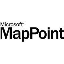 Microsoft® MapPoint® Win32 Single License/Software Assurance Pack Academic OPEN No Level