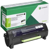 Lexmark B232000 Black Return Program Toner Cartridge