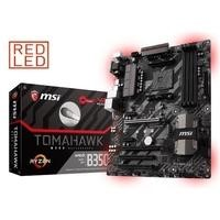 MSI AMD B350 TOMAHAWK DDR4 AM4 ATX Motherboard