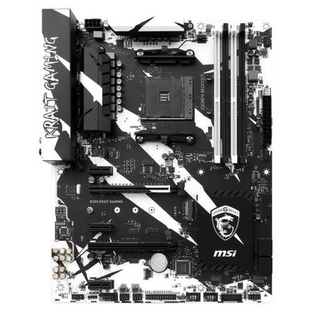 MSI B350 Krait Gaming  AMD Socket AM4 ATX Motherboard