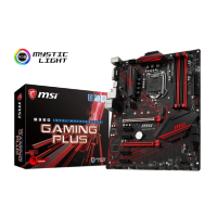 MSI B360 Gaming Plus Intel Socket 1151 ATX Motherboard