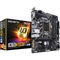 Gigabyte B360M DS3H Intel Socket 1151 Coffee Lake Micro ATX Motherboard