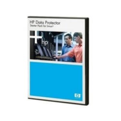 Hewlett Packard HP Data Protector  START PK WIN EMEDIA/ELTU