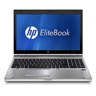 HP EliteBook 8570p Core i5 Windows 7 Pro Laptop