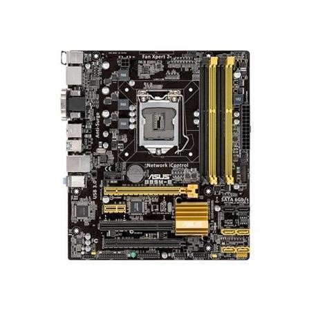 ASUS B85M-E Intel B85 Chipset DDR3 Micro-ATX Motherboard