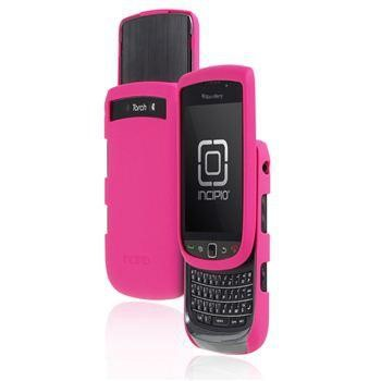 Feather for BlackBerry Torch 9800 - Matte Pink