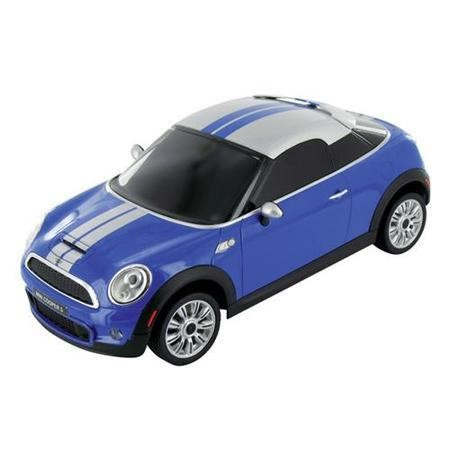 BeeWi Mini Coupé Blue Bluetooth Car for Android & Windows